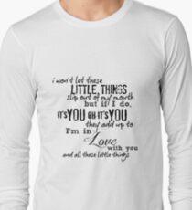 Little Things Long Sleeve T-Shirt