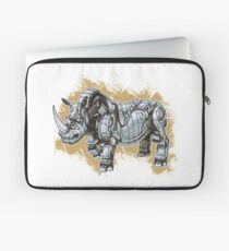 Mechanimal - Rhino Laptop Sleeve