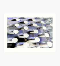 Grater Abstract Art Print