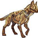 Mechanimal - Hyena by derangedhyena