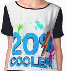 Quotes and quips - 20% cooler Women's Chiffon Top
