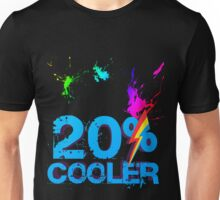 Quotes and quips - 20% cooler Unisex T-Shirt