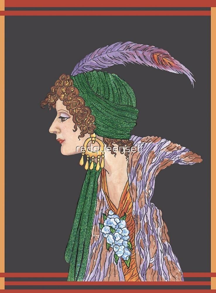 Gypsy Dreams by redqueenself