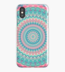 Mandala 068 iPhone Case