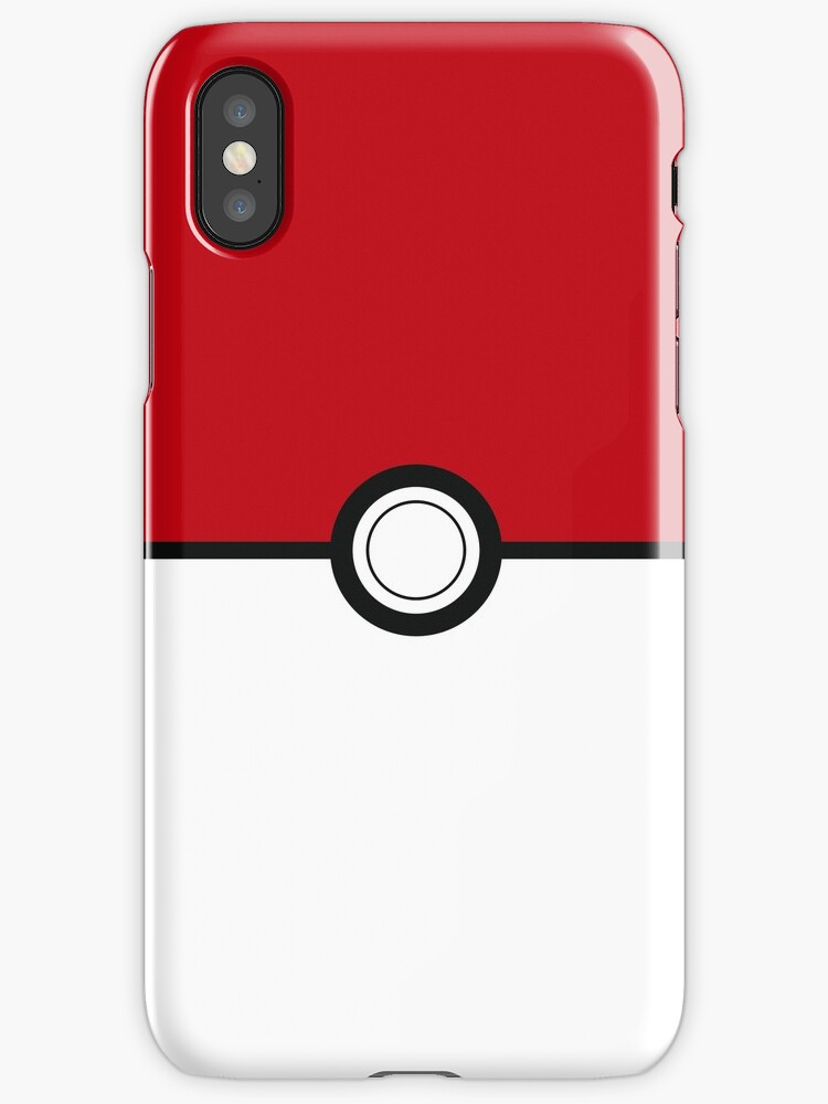 pokemon red for iphone quot quot iphone cases amp covers by bugscatcher redbubble 15876