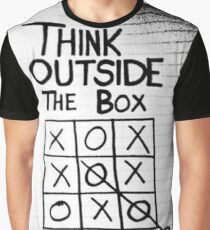 think outside the box Graphic T-Shirt