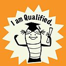I am Qualified by Gina Rollason