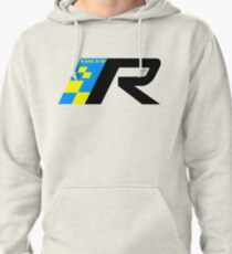 Volvo R Design Racing Graphic BLK2 Pullover Hoodie