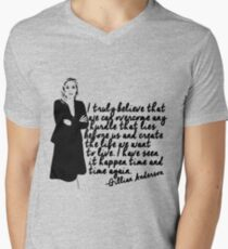 Gillian Anderson, I truly believe... T-Shirt