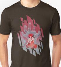 Steven Universe - Red Palette Lapis Unisex T-Shirt