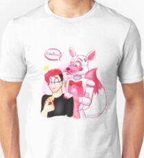 markiplier - it backs! T-Shirt