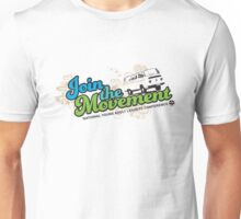 Join the movement - multi Unisex T-Shirt