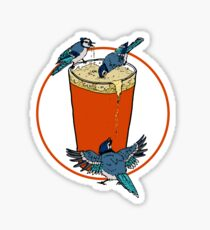 Brew Jays Sticker