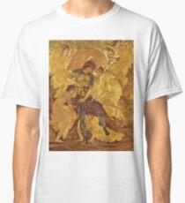 Edward Burne-Jones  - Cupid S Hunting Fields 1880. Burne-Jones  - woman portrait. Classic T-Shirt