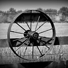 Wagon Wheel by Valeria Lee