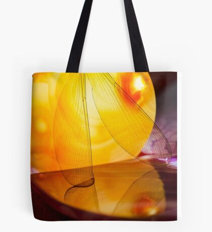 Mistress of Wings Tote Bag