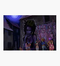 History Lessons 4 Girls- Lauryn Hill Photographic Print