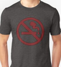 No smoking ~ Adventure Time T-Shirt