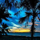 Sunset in Mackay by Penny Smith