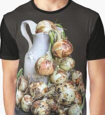 Vidalia Overflow Graphic T-Shirt