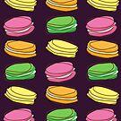 Macaroons - pattern by JJJDesign