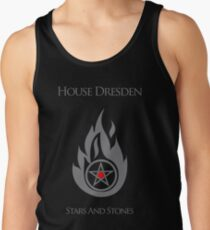 House Dresden - Stars and Stones Tank Top