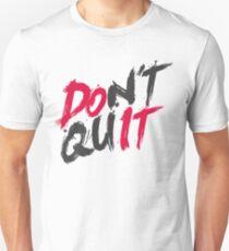 Nicht quittieren Slim Fit T-Shirt