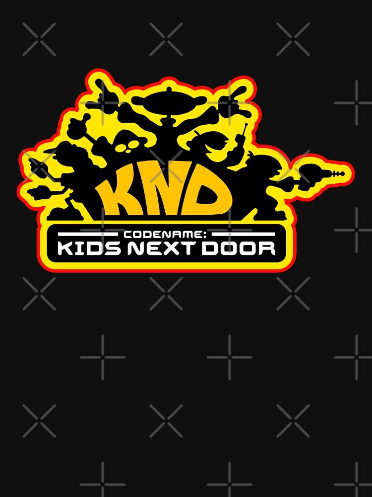 Codename: Kids Next Door by TroyBolton17