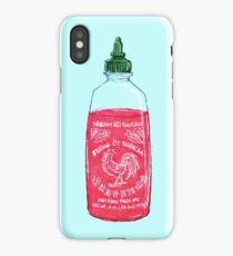 Sriracha Blues iPhone Case/Skin