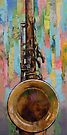 Sax by Michael Creese