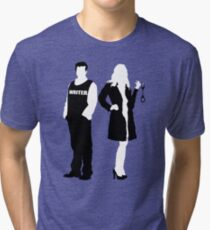 Castle& Beckett Tri-blend T-Shirt