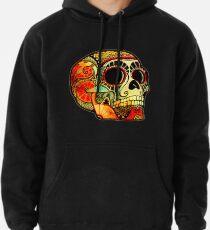 Grunge Skull Hoodie