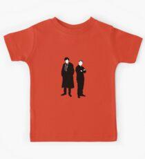 Holmes and Watson Kids Tee