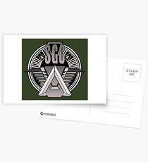 Stargate Command Postcards