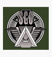 Stargate Command Photographic Print