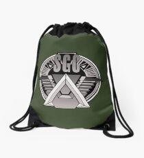Stargate Command Drawstring Bag