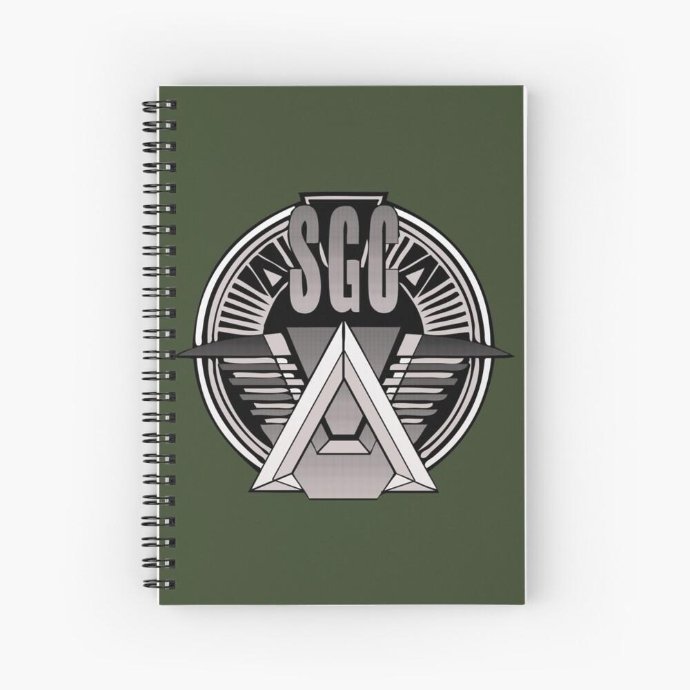 Stargate-Befehl Spiralblock