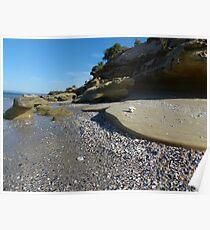 Sandstone formations Poster