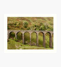 Smardale Gill Viaduct Art Print