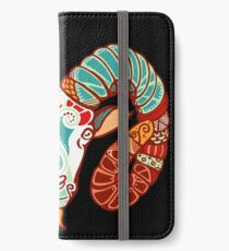 Aries iPhone Flip-Case/Hülle/Klebefolie