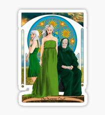 The Summer Court of the Sidhe Sticker