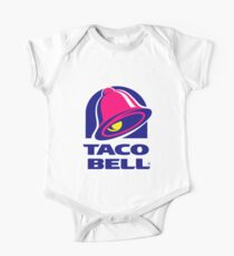 Taco Bell Kurzärmeliger Einteiler