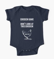 Chicken Game T-Shirt | Funny Chicken Joke One Piece - Short Sleeve