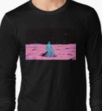 Camiseta de manga larga The Watchmen - Dr. Manhattan