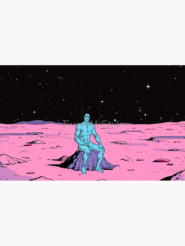 The Watchmen - Dr Manhattan by SuperMrStylo