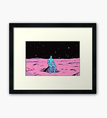 The Watchmen - Dr Manhattan Framed Print