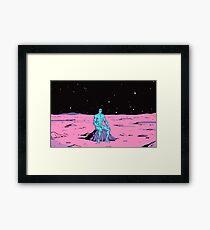 The Watchmen - Dr Manhattan Framed Print