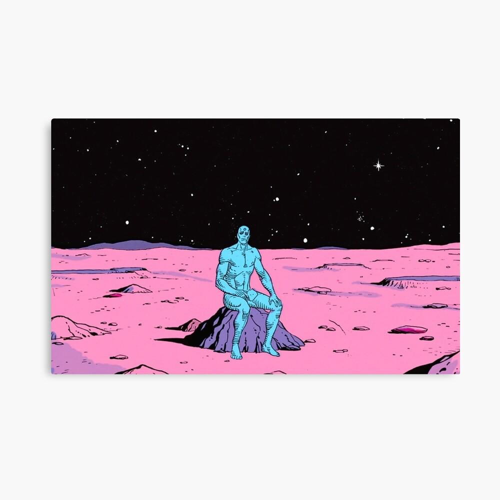 The Watchmen - Dr. Manhattan Lienzo