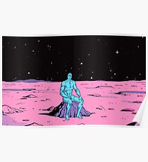 The Watchmen - Dr Manhattan Poster