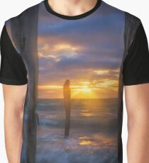 Kingscote Pier Graphic T-Shirt